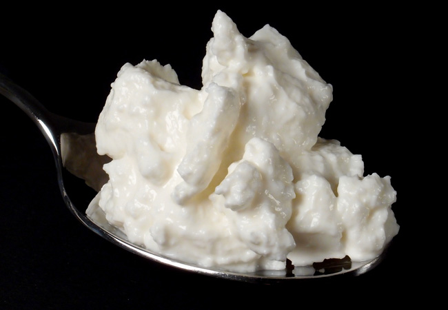 Cottage cheese - protein foods for weight loss - IMAGE - Women's Health & Fitness