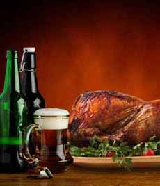 Turkey With Beer