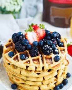 Bone Broth Waffles