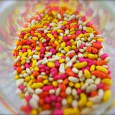 Candy Coated Fennel Seeds