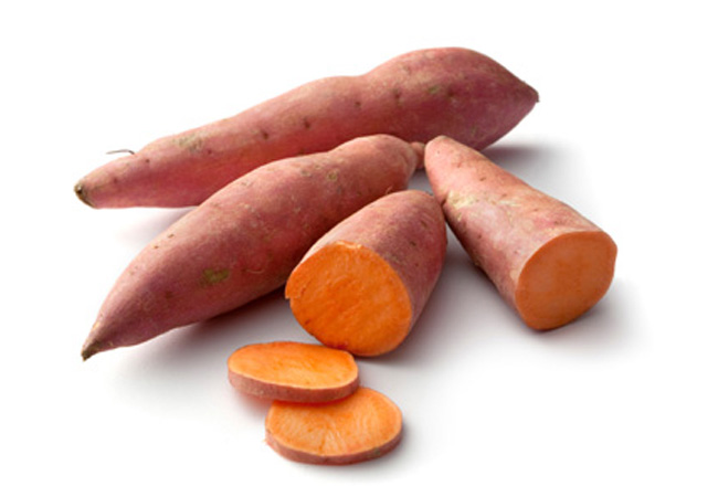 Sweet potatoes are paleo-approved carbs - diet tips - image - Women's Health & Fitness