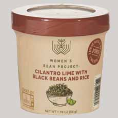 Women's Bean Project Instant Meal Bean Cup