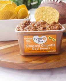 Better Bean Roasted Chipotle Red Beans