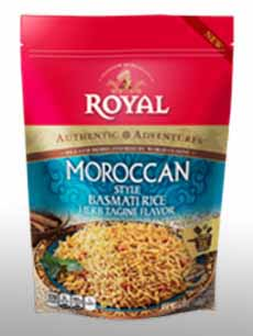 Royal Basmati Moroccan Rice
