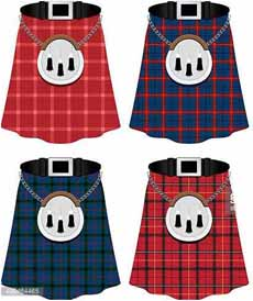 Cartoon Kilts