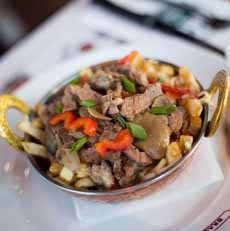 Cheese Steak Poutine