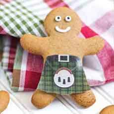 Burns Night Cookies