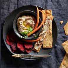 Sprouted Lentil Dip