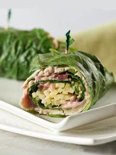 Turkey Collard Wrap