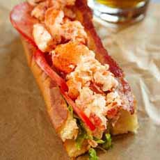 Lobster Roll BLT