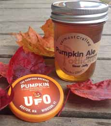 Potlicker Pumpkin Ale Beer Jelly