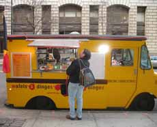 Wafels & Dinges Food Truck
