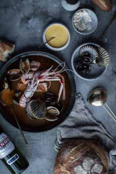 Bouillabaise With Pernod