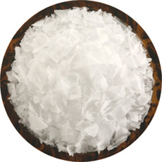 Cypress Flake Salt