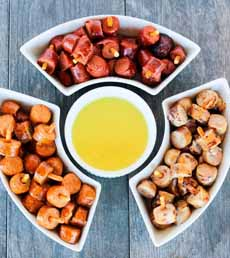 Hot Dog Appetizer Bites