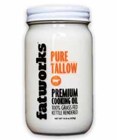 Fatworks Beef Tallow