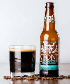 Coffee Stout Stone Brewing