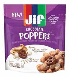 Jif Chocolate Poppers