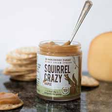 Squirrel Crazy Cinnamon Honey - Bumbleberry Farm