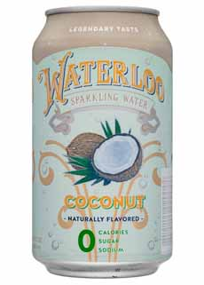Waterloo Coconut Sparkling Water