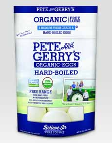 Pete & Gerry's Organic Hard Boiled Eggs