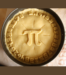 Pi For Pie Day