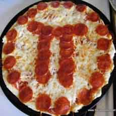 Pizza For Pi Day
