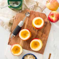Baked Apples - Whole Earth Sweeteners
