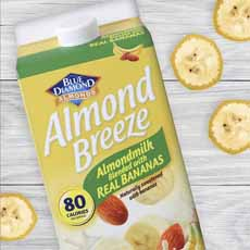 Almond Breeze Banana Milk