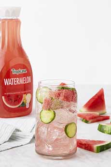 Tropicana Watermelon Spritz