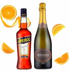 Aperol And Prosecco