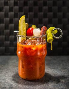 Chicago Bloody Mary