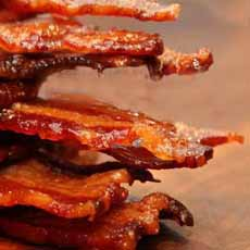 Jeff's Famous Maple Bacon Jerky